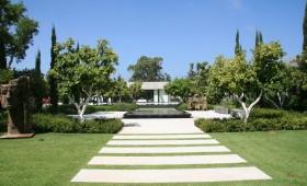 Garden in Tel – Aviv, Israel