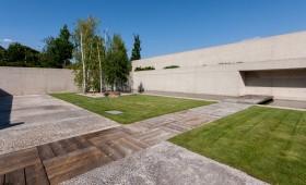Garden in La Moraleja, Madrid