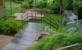 Garden in La Moraleja