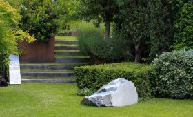 Garden in «El Viso», Madrid